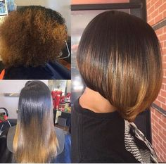 Silk Press And Cut With @hairbychantellen - http://community.blackhairinformation.com/hairstyle-gallery/natural-hairstyles/silk-press-and-cut-with-hairbychantellen/