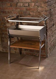 """Get wonderful ideas on """"built in grill ideas"""". They are offered for you on our internet site. Diy Grill, Grilling, Outdoor Grill, Outside Grill, Design Grill, Barbeque Design, Tole Pliée, Fire Pit Grill, Outdoor Kitchens"""