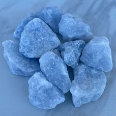 Blue Calcite, Calcite Crystal, Crystal Shop, Crystal Grid, Crystals For Sale, Crystals And Gemstones, How To Calm Nerves, 3rd Eye, Crystal Meanings