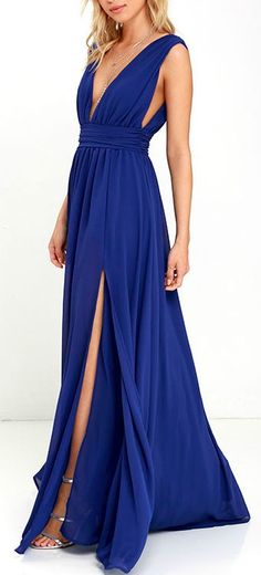 f0256258dbf47  lovelulus Couture, Achat, Robe Bleue Royale, Robes Bleu Royal, Robe De