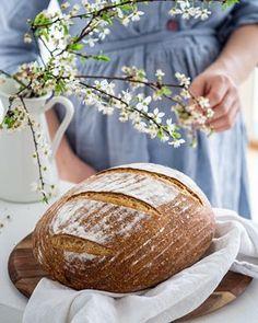 Vianočka aj brioška - maslové cesto z kvásku - Zo srdca do hrnca Bread, Food, Hampers, Brot, Essen, Baking, Meals, Breads, Buns