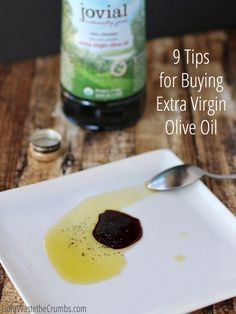 Simple tips for buying extra virgin olive oil to help you to discern real olive oil from fake olive oil, plus the one brand that meets all the requirements.