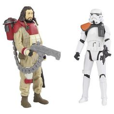 Star Wars Rogue One 3 3/4-Inch Action Figure 2-Packs