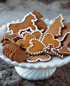 Gingerbread cookies by melissagarsia