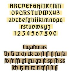 Peter Behrens Schrift  A font which defines a style of the early XX Century. Inspired in the hybrid alphabet which Peter Behrens developed in 1901/2.