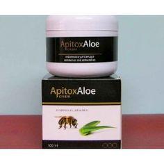 Apitox-aloe crema anti-arrugas