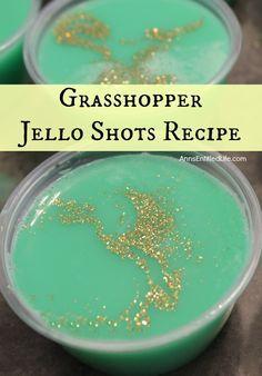Grasshopper Jello Sh