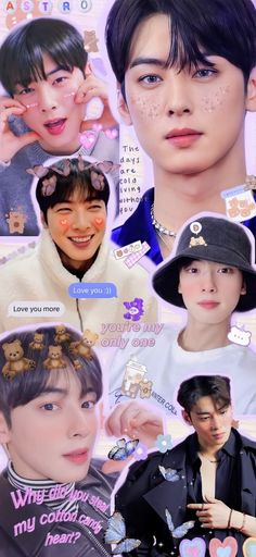 Astro Wallpaper, Cute Baby Wallpaper, Wallpaper Iphone Cute, Crush Movie, Cha Eunwoo Astro, Korea Boy, Baby Squirrel, Never Be Alone, Kdrama Actors