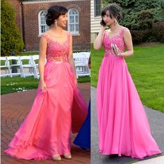 Custom Made Elegant Lace Prom Dresses,Lace Graduation Dresses,Lace Bridesmaid Dresses,Homecoming Dresses
