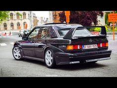 Mercedes-Benz 190E 2.5-16 Evolution II - YouTube