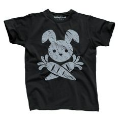 Jolly Roger Bunny T-Shirt - Featured Goods | Uncovet