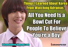 This drama was hilarious! she makes them all question their sexuality! Kdrama Memes, Funny Kpop Memes, Movie Memes, Ver Drama, Drama Drama, Drama Funny, Korean Shows, Drama Fever, Love K