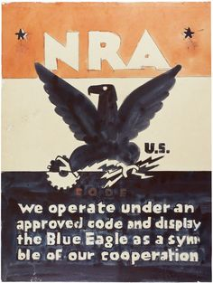 The Other NRA (Or How the Philadelphia Eagles Got Their Name)