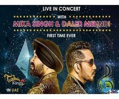 Mika Singh and Daler Mehndi Concert Silver tickets for Sale in Dubai