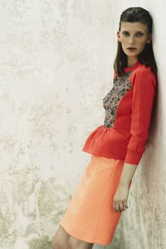 Preen Resort 2013 - Review - Collections - Vogue