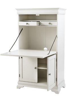 $449.00  BETWWEN KITCHEN AND DINING AREA Louis Philippe Secretary Desk