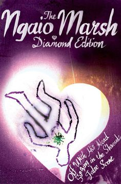 Crush | The Ngaio Marsh Diamond Collection (Concept Cover)