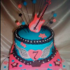 Cake I wanna duplicate for Leannas bday