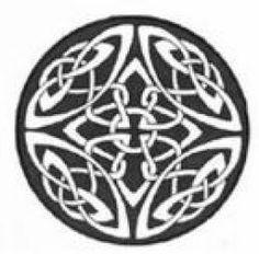 Items similar to Celtic Knot Button Irish Pinback Scottish badge pin (star centre) on Etsy Celtic Tribal, Tribal Symbols, Celtic Symbols, Celtic Art, Celtic Knots, Celtic Pride, Irish Celtic, Tattoo Flash Art, Tattoo Art