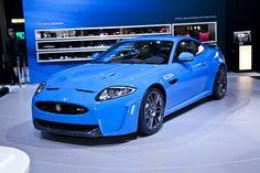#Jaguar XKR-S #MKM815