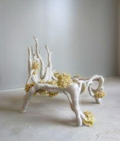 3D 프린트로 균사체를 출력하여 버섯재배를 하다.