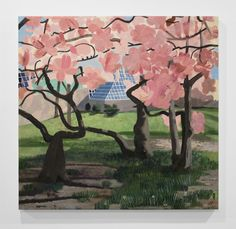 Daniel Heidkamp's Beautiful, Peaceful Paintings of Central Park