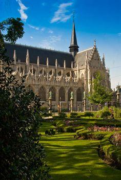Brussels -Sainte Cathrine