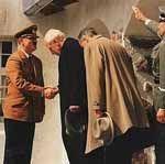 Faşizme sempati duyan Knut Hamsun'a Norveç halkının tepkisi
