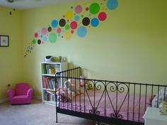 These fun dots come in a variety of sizes. Polka dot Decals are amazingly easy to apply, can be removed without a problem, and are one of the best ways to make a room really fun! Bonus buy-buy one sheet and get up to 2 more sheets of dots at price! Polka Dot Walls, Polka Dot Wall Decals, Polka Dots, Monogram Wall Decals, Vinyl Decals, Beautiful Wall, Teen Bedroom, Cool Walls, Wall Design