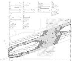 High Line Paving Plan   James Corner