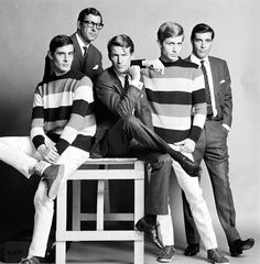 the60sbazaar: Sixties men's fashion photographed by John French