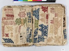 Sample book, early 17th century, Culture: Spanish or Italian, Gift of Miss Mary Parsons, 1925