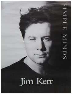 Jim Kerr Jim Kerr, The Power Of Music, Simple Minds, Pop Rocks, Feeling Happy, Cool Bands, Music Artists, Rock And Roll, All About Time
