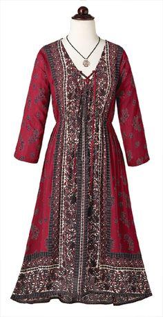 Dresses - Folklife Dress