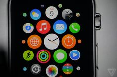 Apple Watch announced