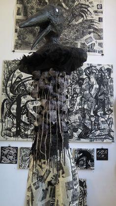 Završna izložba ALU - Zagreb Art, Kunst, Art Education, Artworks