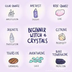 Which crystals are on your wish list? From … Which crystals are on your wish list?salach More from my site Wiccan Witch, Magick Spells, Wicca Witchcraft, Wiccan Magic, Wiccan Art, Witchcraft For Beginners, Wicca For Beginners, Eclectic Witch, Baby Witch