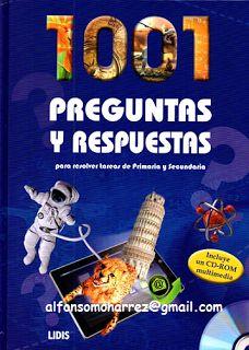 LIBROS: 1001 PREGUNTAS Y RESPUESTAS PARA RESOLVER TAREAS E...