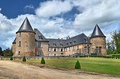 Château de Rochebrune - Etagnac - Charente