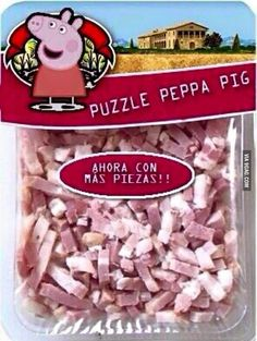 -oh my god they chopped peppa pig up! just so you know i have no clue what they w… oh my god they chopped peppa pig up! just so you know i have no clue what they where thinking, they chopped her up. Stupid Funny Memes, Funny Relatable Memes, Funniest Memes, Funny Humor, Funny Sarcastic, Funny Quotes, Messed Up Memes, Dank Memes Funny, Funny Stuff