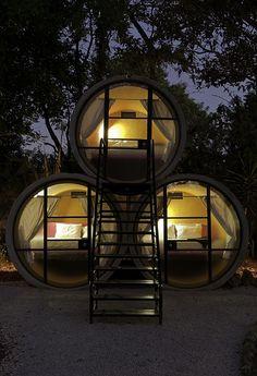 Um belo lugar para acampar (: