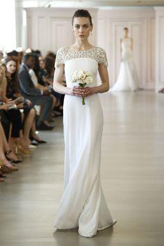 Oscar de la Renta Bridal Spring2016