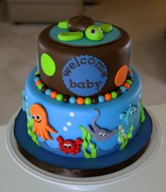 under the sea baby shower - Google Search