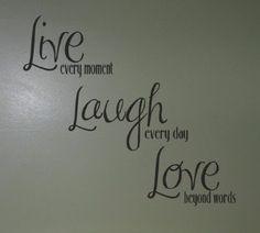 live love laugh pictures | live laugh love « chantelove