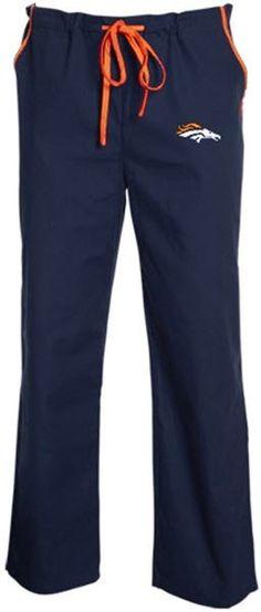 Denver Broncos NFL Scrub Pants 6755a860a