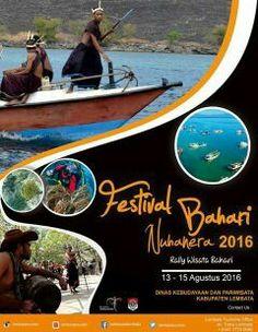 Welcome to Festival Bahari Nuhanera 2016 in Lembata
