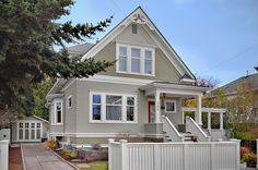 Hausfassade Gestalten Helle Farbe