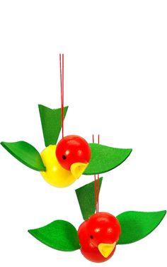 Christian Ulbricht Birds on Strings Ornament