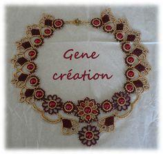 LES CREATIONS DU 16ème CHALLENGE - Blog collectif d'activités créatives en dentelles de perles