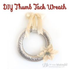 dragon egg tacks | Ways to Craft with Thumb Tacks – Indie Crafts